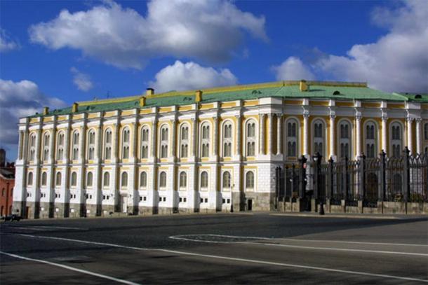 Kremlin Armoury. (Kremlin.ru / CC BY-SA 4.0)