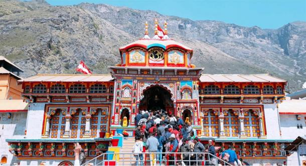Visiting Badrinath Temple after completing the Panch Kedar pilgrimage is a must. (Sushant Pandey / Knowledge of India)
