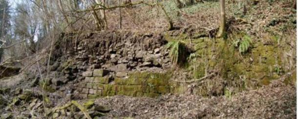 The back side of the southern cairn. (Author provided)