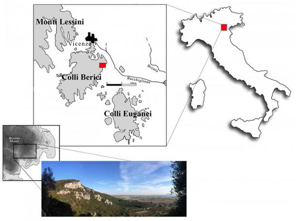 The important discovery was made in a rock shelter near Riparo del Broion in the Berici Hills not far from Venice. The results are still being analyzed, but so far they show that the site was in use for a long time, and there is evidence of Neanderthal hunting activity. (Journal of Human Evolution)