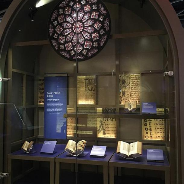 Inside the Museum of the Bible. (Fishermade/CC BY SA 4.0)