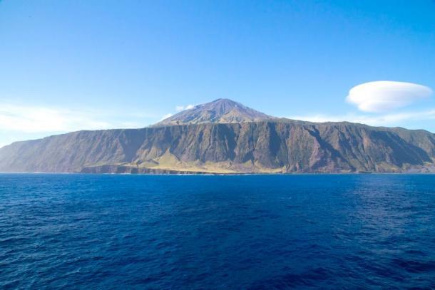 The amazing island of Tristan da Cunha