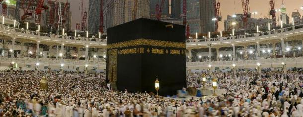 The Ka'aba, Mecca. (ETC )