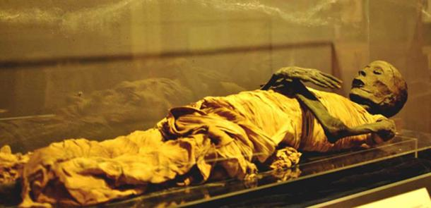 Meet with the kings at the Mummy Room in Cairo Museum in Egypt.