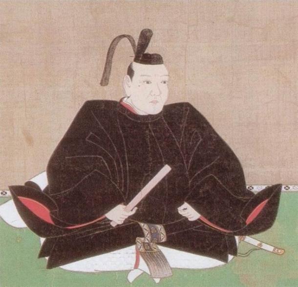 The feudal lord or daimyo Ikoma Takatoshi. (Public domain)