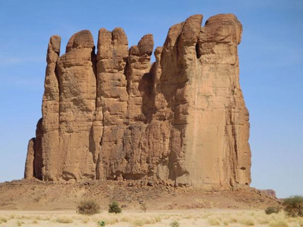 The majestic sandstone pillars (Stanley, D/ CC BY 2.0)