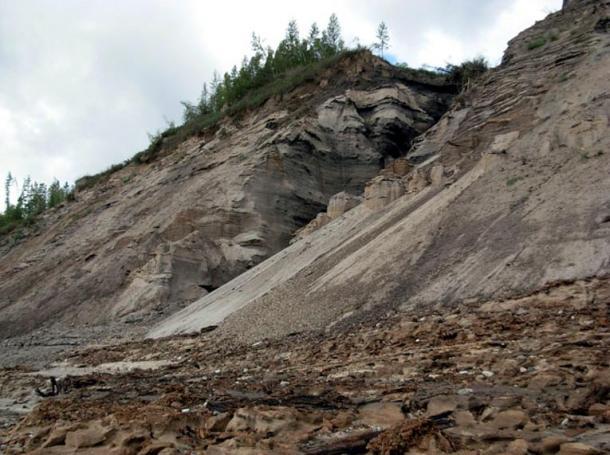 The bacteria were originally found on Mamontova Gora - Mammoth Mountain - in Siberia's Sakha Republic, also known as Yakutia