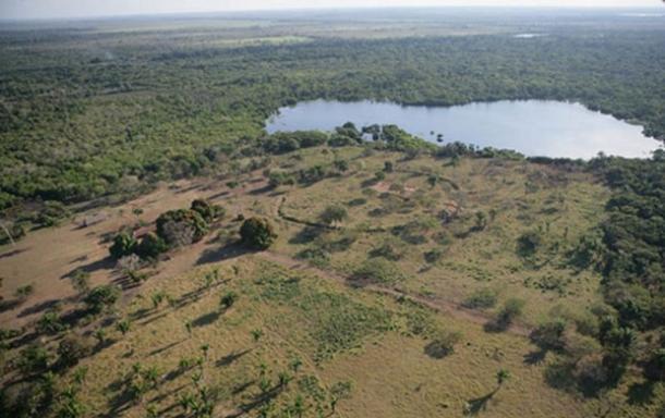 Mysterious Man-Made Ditches Predate Amazon Rainforest
