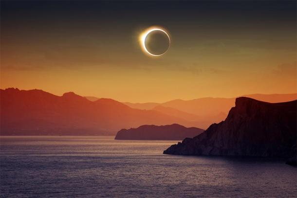 On May 28, 585 BC, a total eclipse was witnesses Americas, Europe, north Africa and north-western Asia. (IgorZh / Adobe Stock)