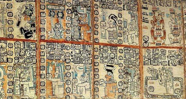 Facsimile of the Madrid Codex, Museum of the Americas, Madrid, Spain. (Outisnn/CC BY-SA 3.0)