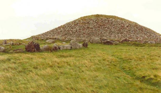 The megalithic tombs at Loughcrew in County Meath