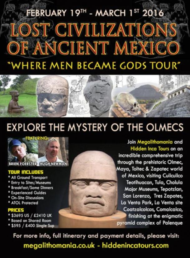 Lost Civilizations of Ancient Mexico