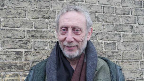 Michael Rosen. (The University of Manchester)