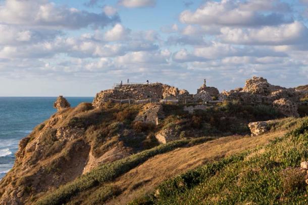 The military citadel of Apollonia (LevT/ Adobe Stock)