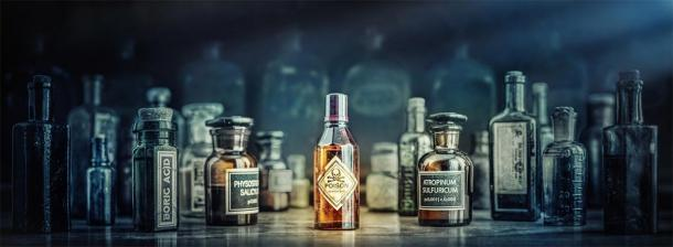 The mithridate was said to contain up to 65 ingredients (Tryfonov / Adobe Stock)
