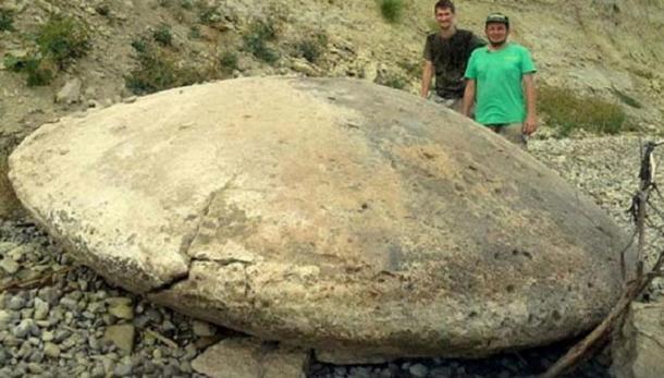 More than a dozen mysterious carved discs found near Volgograd, Russia