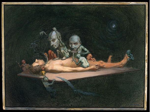 Devils, Demons, and Dangerous Creatures of the Pseudomonarchia Daemonum