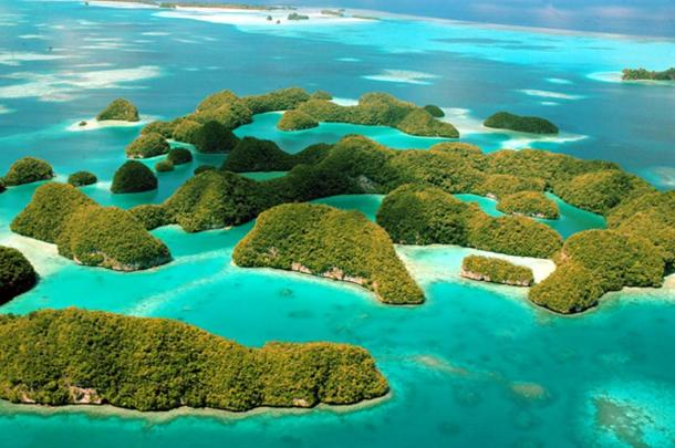 The natural beauty of Palau Island (Davidson, K /CC BY 2.0)