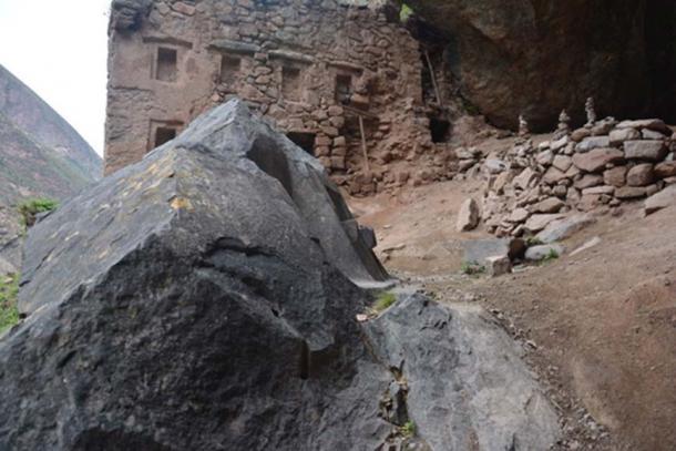 The Ñaupa Iglesia site. (Munay Medicine)