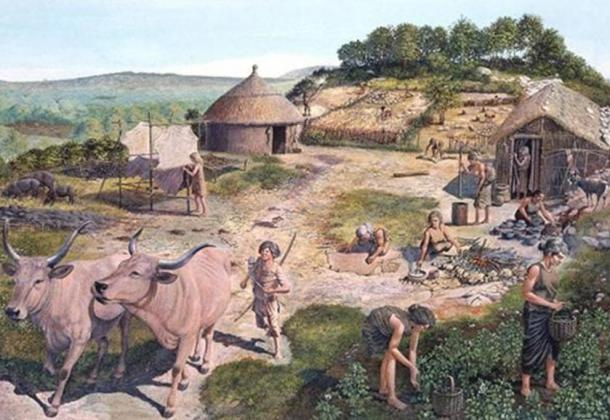 It is now known that humans were already living in permanent settlements as hunter-gatherers before the emergence of true plant and animal domestication.