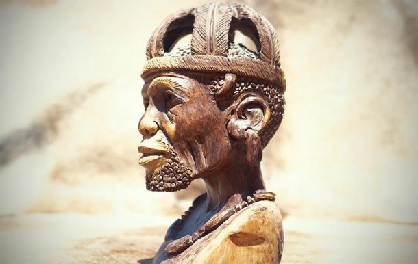 The ngola was the Ndongo's semi-divine king. Credit: Yuliia Lakeienko / Adobe Stock