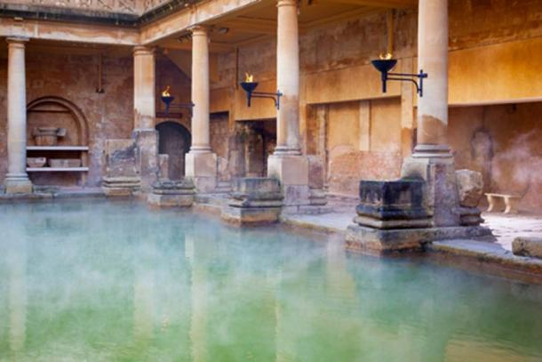 There has been no swimming permitted in the baths since 1976. (Anthony Brown / Adobe Stock)