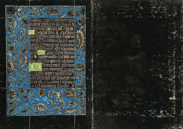 Office of the Dead, 15th century manuscript, read on All Souls' Day. (Ceoil / Public Domain)