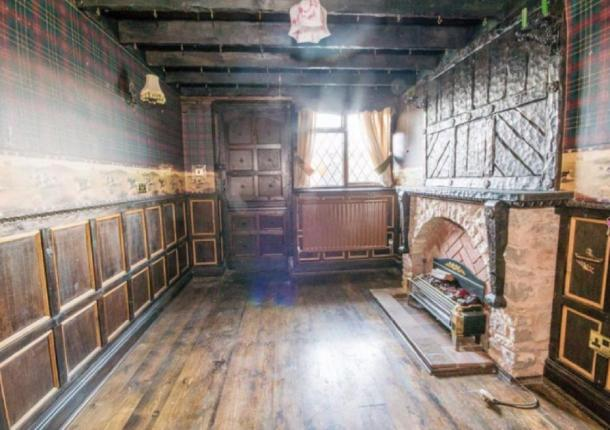 One of the medieval style rooms at 'Agincourt' Credit: Cavendish Residential Ruthin / rightmove