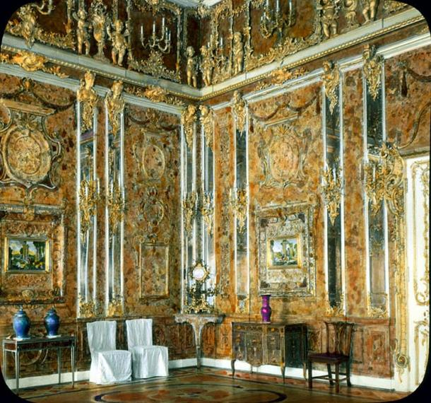 The original Amber Room, 1931
