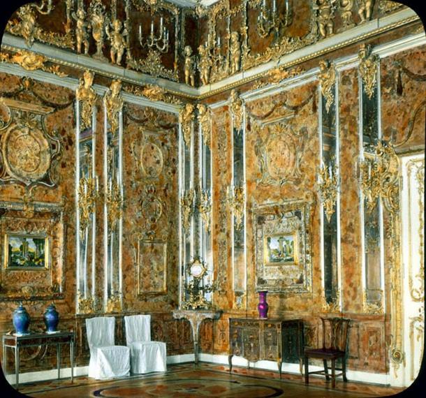 The original Amber Room, 1931