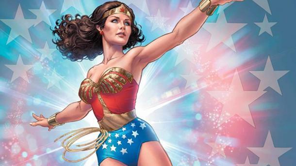 The original Wonder Woman was a feminist icon.