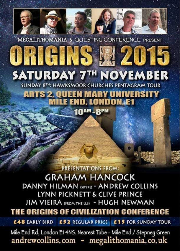 Origins 2015 - Conference