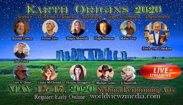EARTH ORIGINS 2020 – World ViewZ Media LLC