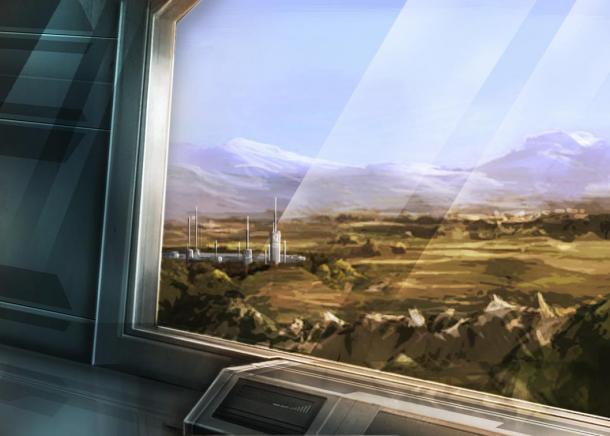 Paul Dienach - Future Landscape