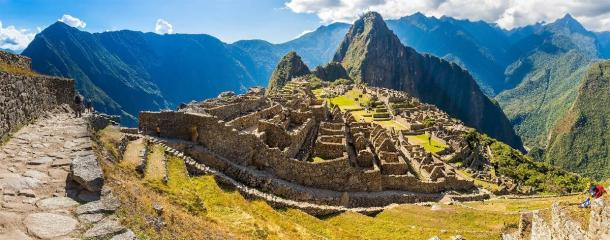 Peru's amazing Machu Picchu site, which reopened to tourists in early November 2020 after being closed to the public for 8 months. Source: vitmark / Adobe Stock