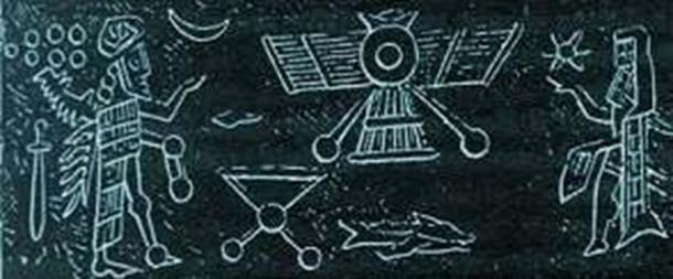 Many ancient cultures contain pictorial and written records of 'flying machines', yet these are usually dismissed as myth and legend.