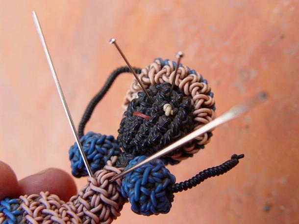 Most people associate Voodoo with pin-filled dolls, designed to inflict pain on a cursed individual.
