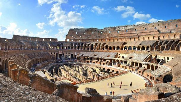 There were once plenty of cells at the Colosseum filled with prisoners awaiting their fate. (Petair / Adobe Stock)