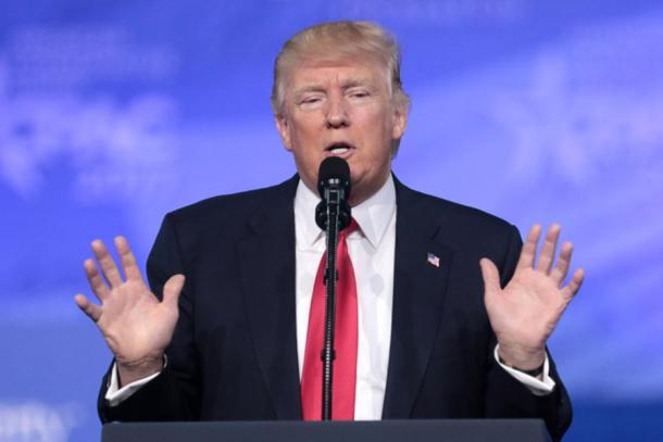 President of the United States Donald Trump is the target of a mass witches spell. (Gage Skidmore / CC BY-SA 2.0)