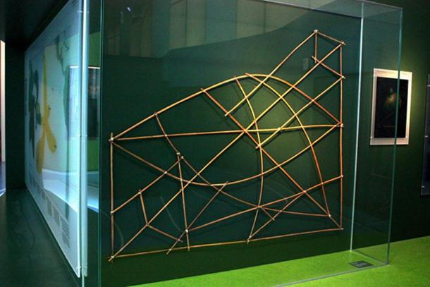 A large rebbelib in a German museum