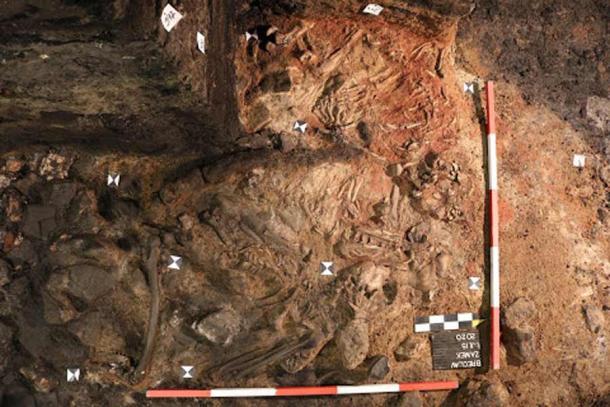 Възможно ли е тези човешки останки наистина да са доказателство за жертвоприношение, открито в Чешката република?  (Archaia Бърно)