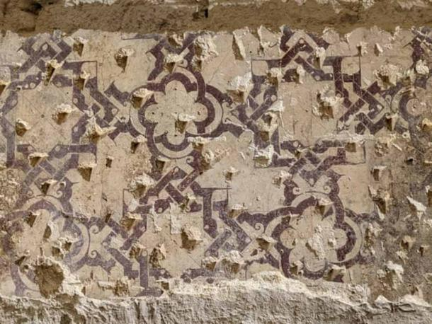 The renovations uncovered the remains of geometric patterns and skylights which once belonged to this ancient Seville bathhouse. (Álvaro Jiménez)