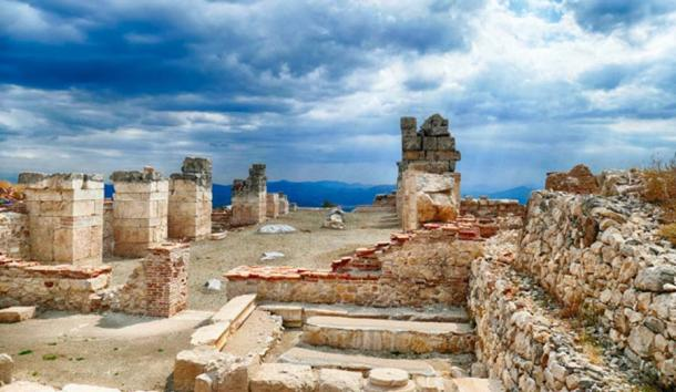 Ruins of a Roman spa at Sagalassos. (cascoly2 / Adobe Stock)