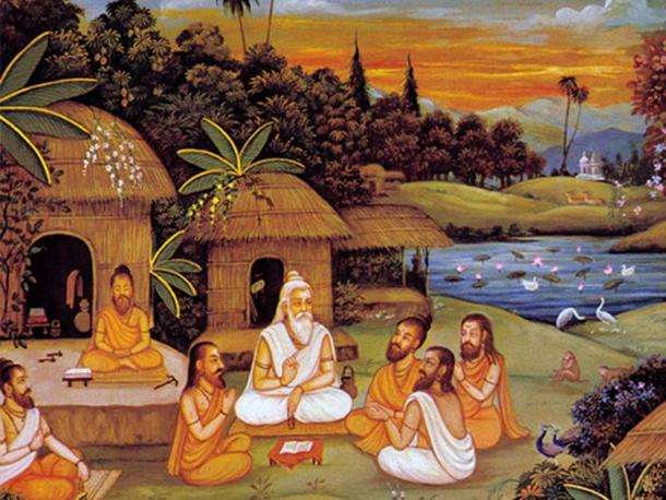 Some believe the Vedas were passed to sages by God, while others believe the messages came from the sages themselves.