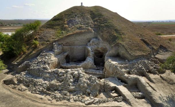 The settlement of Solnitsata is the subject of some dispute. The lead researcher there say it's Europe's oldest town, but another archaeologist said he worked on bigger, older settlements in Serbia.