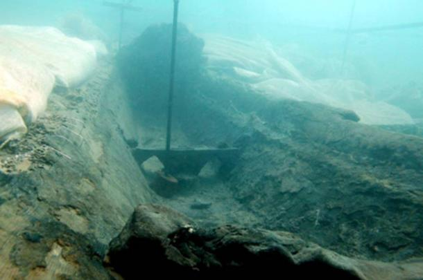 2,600-year-old shipwreck found off the coast of Sicily