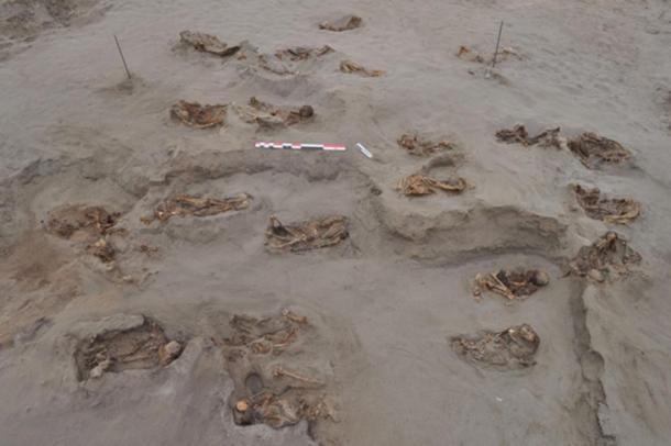A shocking number of children's bodies found in Peru. (© 2019 Gabriel Prieto et al / Plos ONE)
