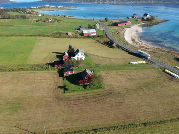 Tor-Kjetil Krokmyrdal was inspired by the name of Sandtorg Farm, near Tjelsund, in northern Norway. (Tor-Kjetil Krokmyrdal)