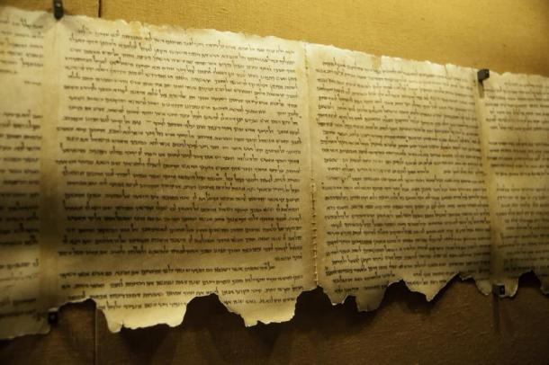 Some of the Dead Sea Scrolls at Qumran, Israel. (byjeng / Adobe stock)