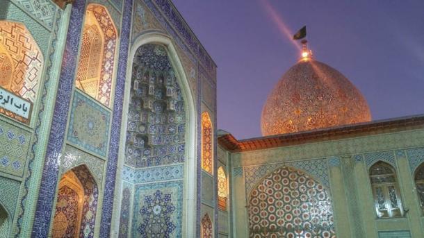 The spectacular Shah Cheragh